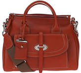 Dooney & Bourke As Is Florentine Toscana Small Satchel