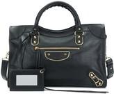 Balenciaga Metallic Edge Classic City bag