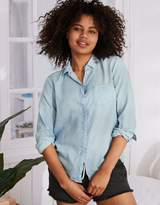 aerie Chambray Button Down Shirt