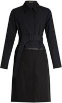 Bottega Veneta Showerproof cotton-blend trench coat