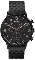 Timex R) Waterbury Chronograph Bracelet Watch, 40mm
