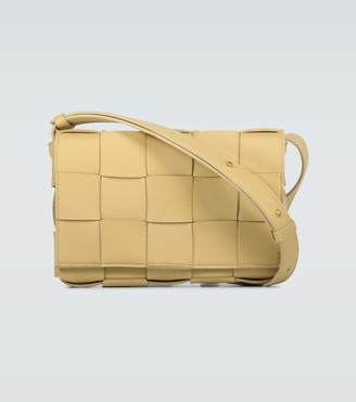 Bottega Veneta Intrecciato leather Cassette bag