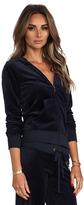 Juicy Couture Crown Velour Jacket