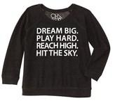 Chaser Unisex Dream Big Play Hard Shirt.