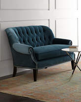 Monica Tufted Settee