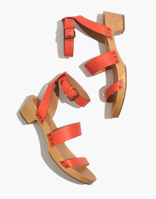Madewell The Jodi Clog