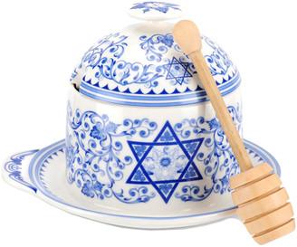 Spode Judaica Honeypot