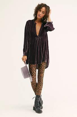 Cp Shades Jacey Velvet Mini Dress by at Free People
