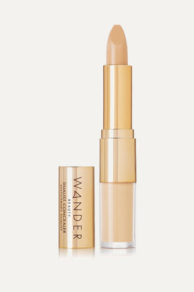 Wander Beauty Dualist Matte And Illuminating Concealer - Fair