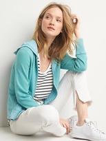 Gap Essential zip hoodie