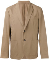Joseph Filton blazer - men - Cotton/Viscose - 52