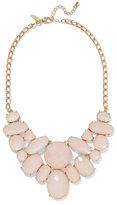 New York & Co. Faux-Stone Bib Statement Necklace