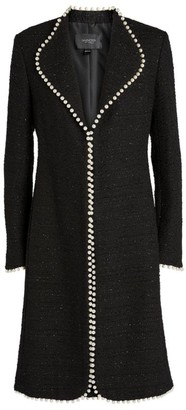 Giambattista Valli Pearl-Embellished Coat
