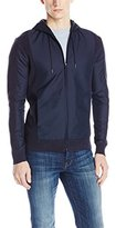 Vince Camuto Men's Hooded Sweater Jacket