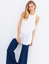 Free People Breathless Moments Batiste Tunic