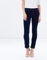 Mavi Jeans Kerry - Mid-Rise Slim Straight Jeans