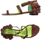 Kristina Ti Toe strap sandals
