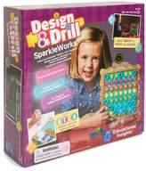 Educational Insights Design & Drill SparkleWorks Light-Up Activity Set