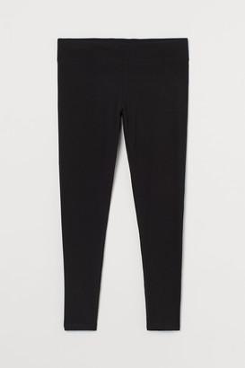 H&M H&M+ Cotton-blend Leggings