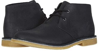 UGG Groveland Chukka (Black) Men's Shoes