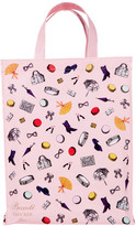 LADUREE Pink Small Accessories Shopping Bag - Large
