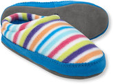 L.L. Bean Girls' Fleece Slippers