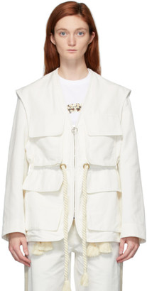 Stella McCartney Off-White Ania Jacket