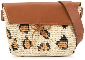 Sensi Studio crocheted belt bag