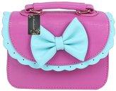 Donalworld Kid Girlweet Cute Lace Bowknothoulder Bag Handbag