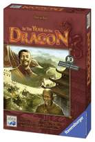 Ravensburger In the Year of the Dragon - 10th Anniversary Edition Game