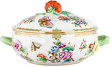 Herend Queen Victoria Covered Vegetable Dish