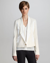 J Brand Ready to Wear Marion Twill Blazer