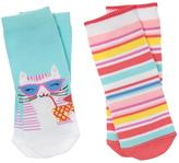 Gymboree Sun Kitty Socks 2-Pack