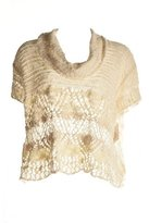 Free People Women's Eternal Delight Cowl-Neck Pullover Shirt
