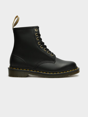 Dr. Martens Unisex 1460 Vegan Boots in Black Noir