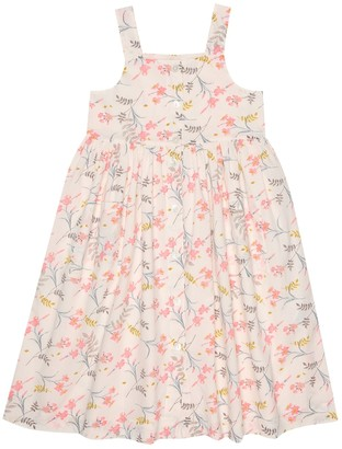 Bonpoint Laly floral cotton dress