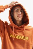 Han Kjobenhavn Bulky Logo Hoodie Sweatshirt