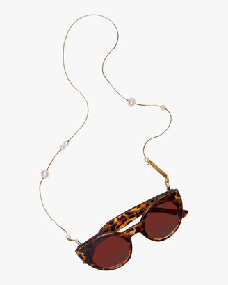 Frame Chain Drop Freshwater Pearl Eyewear Chain