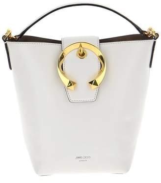 Jimmy Choo Madeline Bucket Bag
