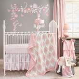 Lambs & Ivy Happi by Dena 4-pc. Charlotte Hearts Crib Bedding Set by