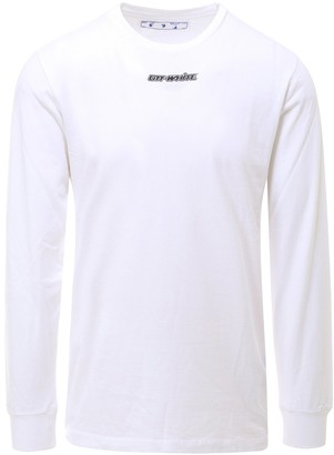 Off-White Marker Arrows Long-Sleeve T-Shirt