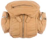 Alexander Wang Nubuck Mini Marti Backpack w/ Tags