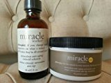 philosophy Miracle Worker Miraculous anti-aging retinoid AM pads 60 + 2fl oz Retinoid Solution