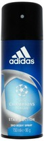 adidas UEFA 2 Body Spray 150ml