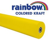 Pacon Corporation Pac66081 Rainbow Kraft Roll 36 Inchx100