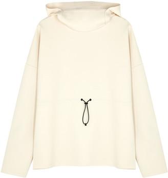 Varley Jasmine Cream Cotton-blend Sweatshirt