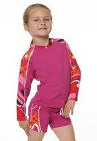 Nozone Clothing Company Nozone Laguna Sun Protective Girl's Two Piece Swimsuit in