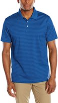 Cutter & Buck Men's Spencer Mercerized Stripe Polo Shirt
