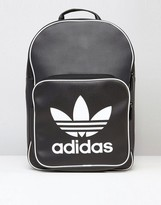 Adidas Originals Retro Backpack In Black Bk2108