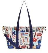 Harrods London Icons Large Overnight Bag
